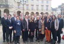Le groupe Front National (décembre 2015)