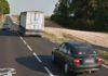 La RD943 entre Tours et Châteauroux, ancienne route nationale déclassée en 2006 supporte près de 10 000 véhicules par jour dont 15% de poids lourds.