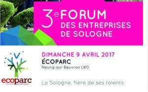 Forum des entreprises de Sologne